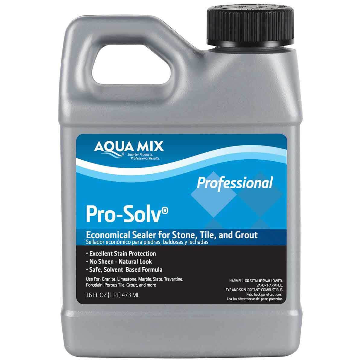 aquamix stone, tile, grout sealer