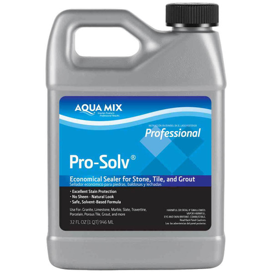 Aqua Mix Pro-Solv Sealer - 1 Quart