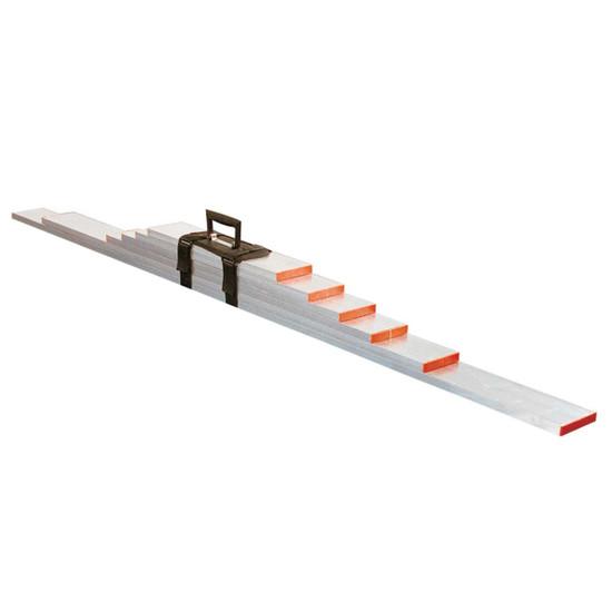 SuperiorBilt 83-TS26 6 Piece Aluminum Box Screed Set