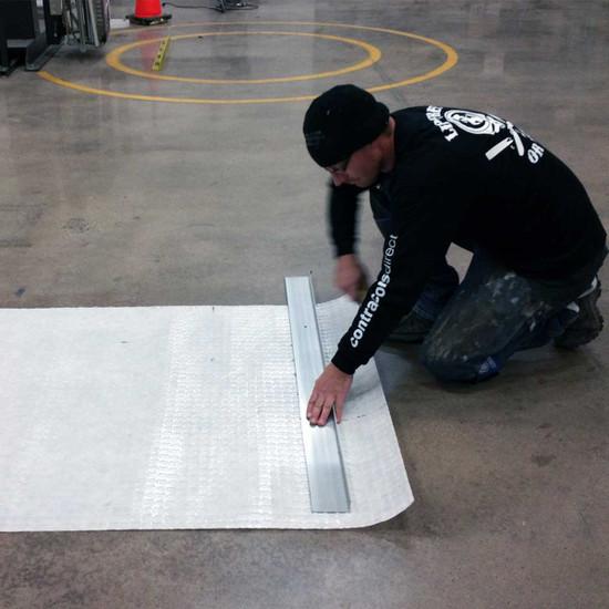 6 piece superiorbilt aluminum tile screed set