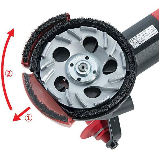 Flex Concrete Grinder cup wheel