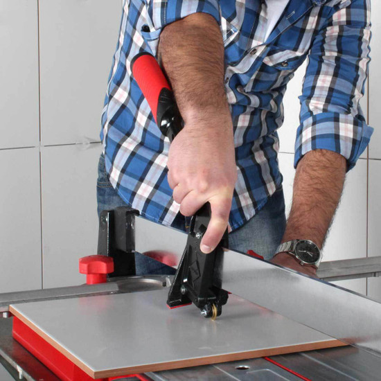 rubi tp tile cutter cutting tile