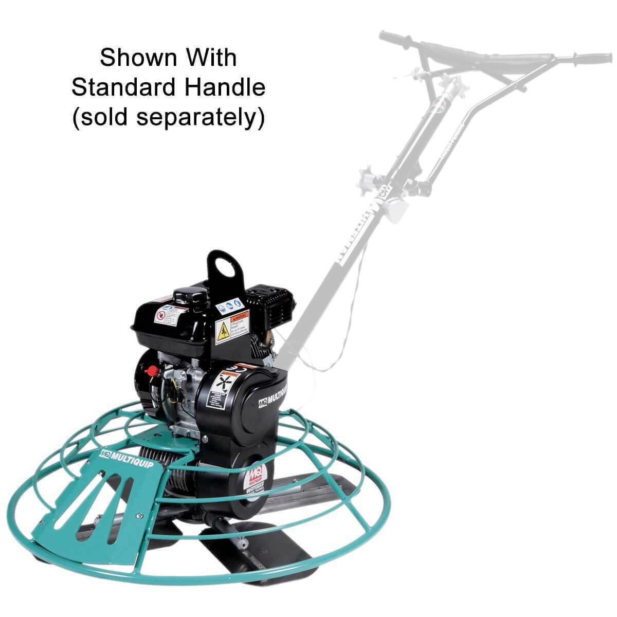 Multiquip Whiteman J Series 36 inch Power Trowel