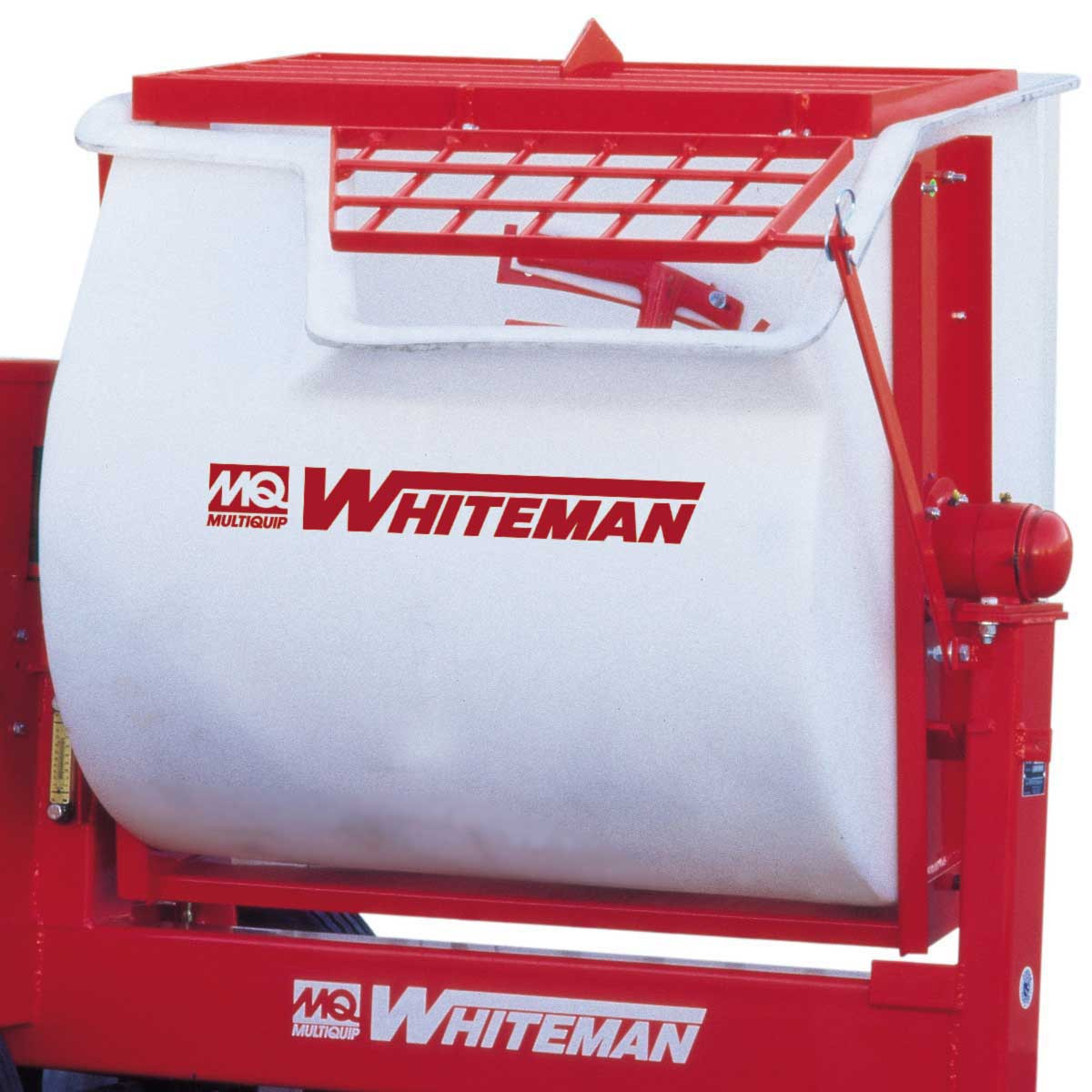 Multiquip Whiteman poly drum mixer
