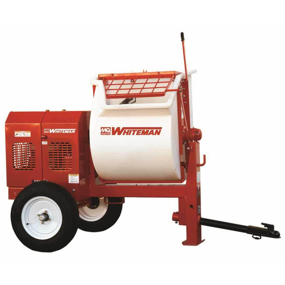 Multiquip Whiteman Wm Poly Mortar Mixers Contractors Direct