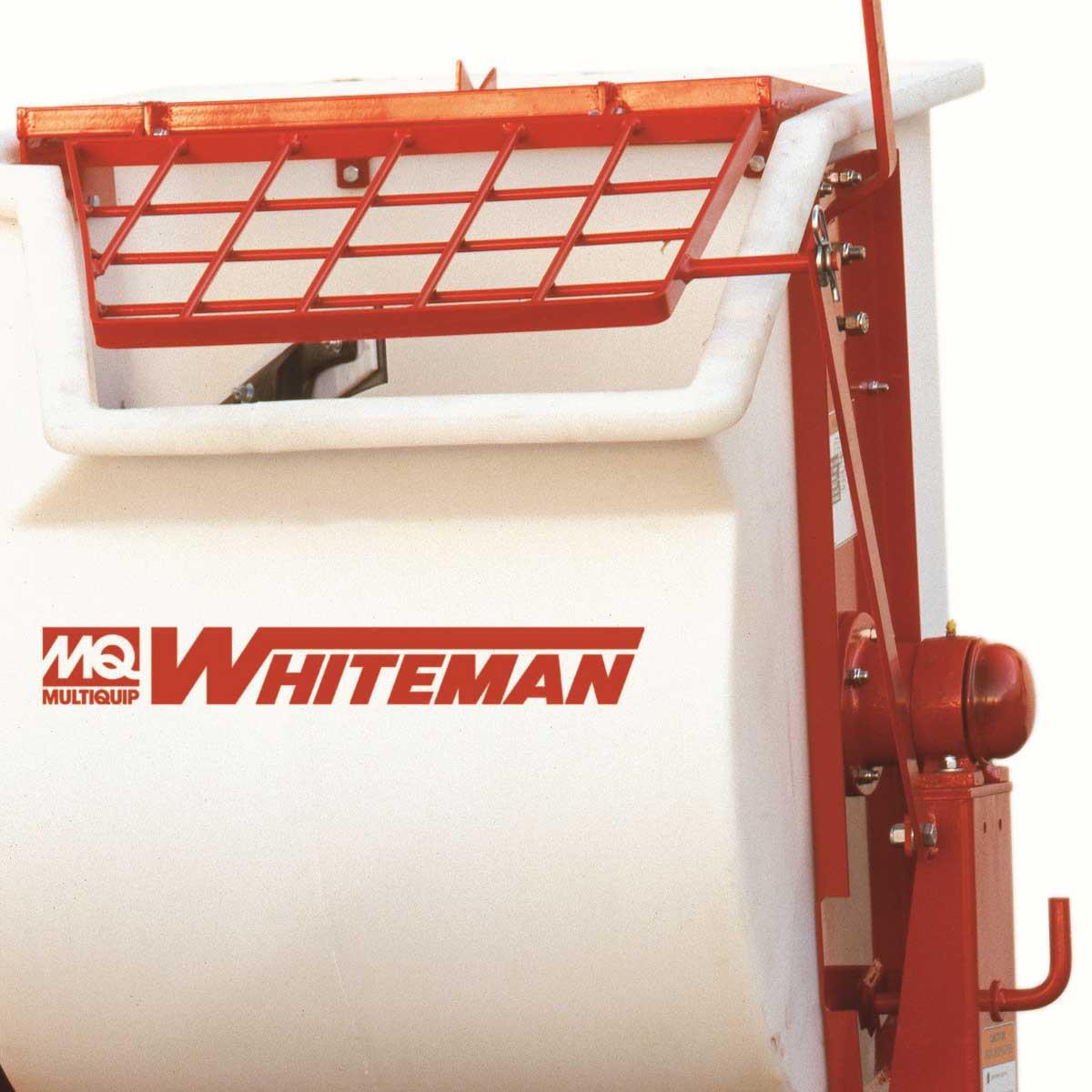 Multiquip Whiteman poly drum