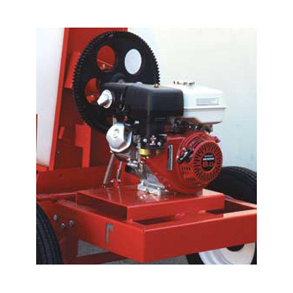 Multiquip Whiteman Mixer motor