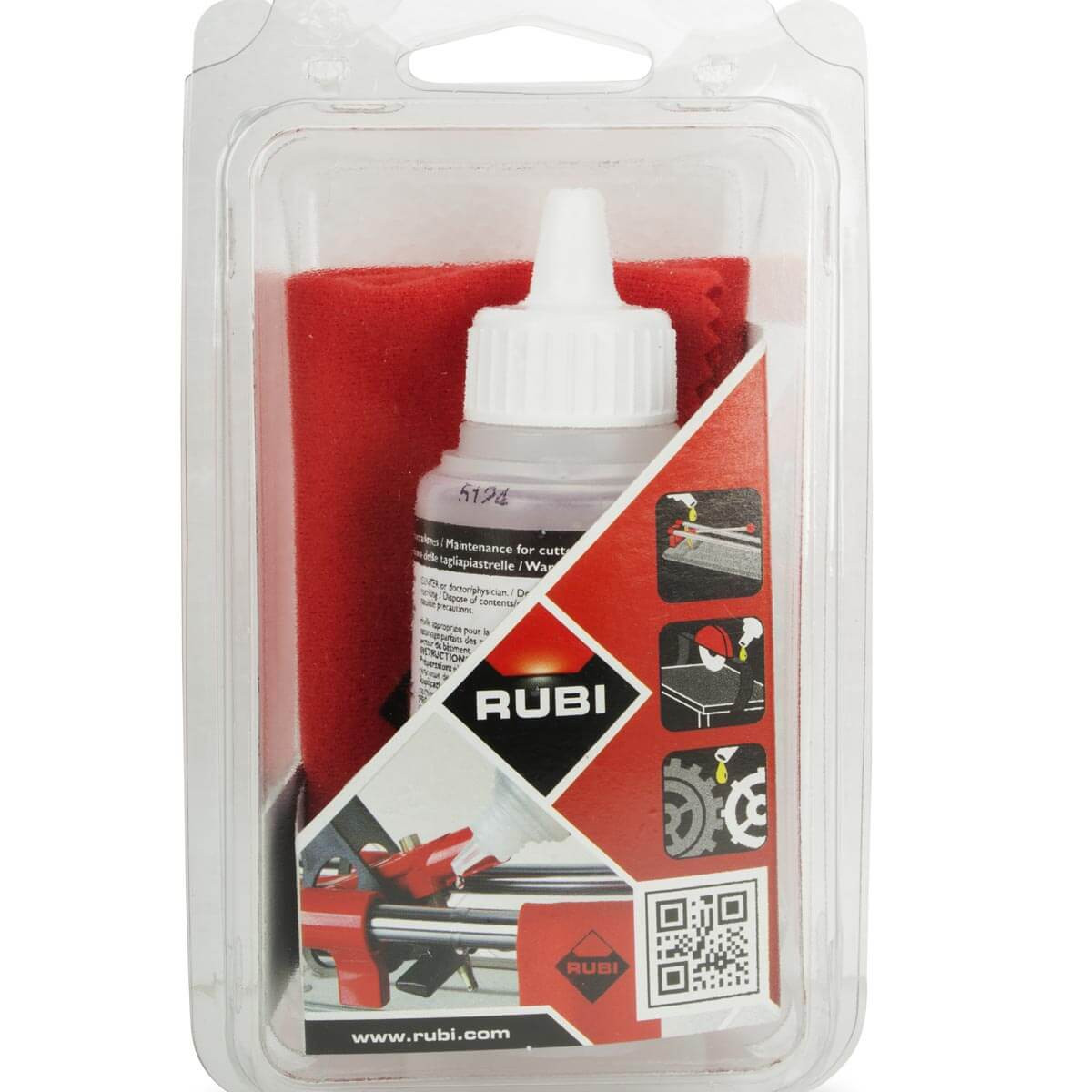 18980 Rubi Tools Maintenance Kit