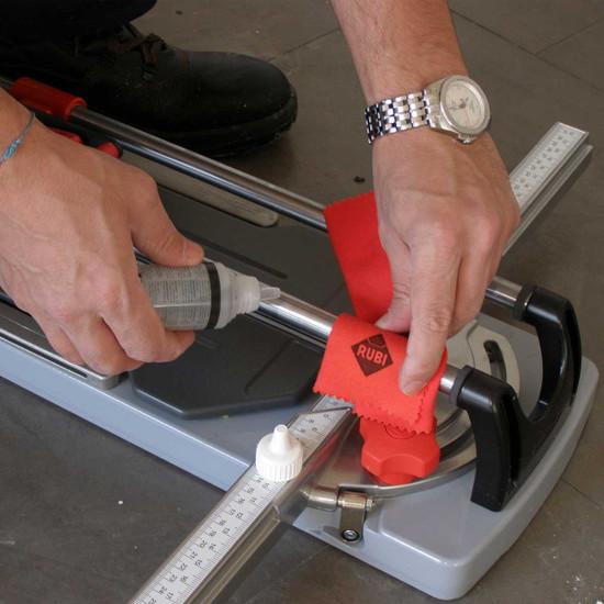 rubi tile cutter maintenance