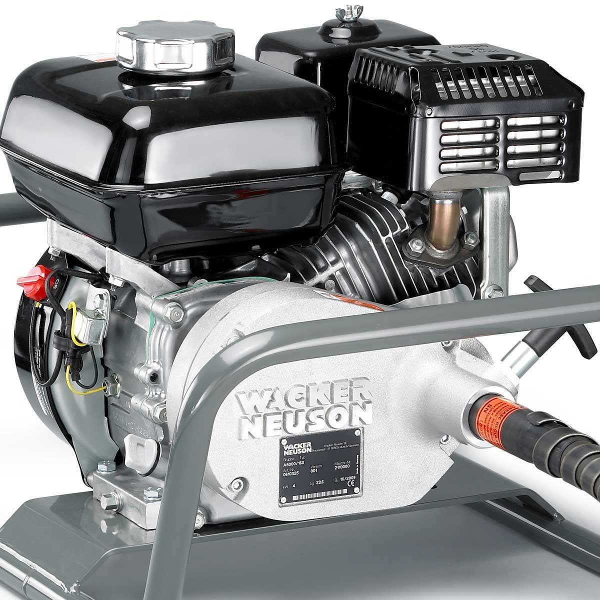 Wacker Neuson A5000 motor