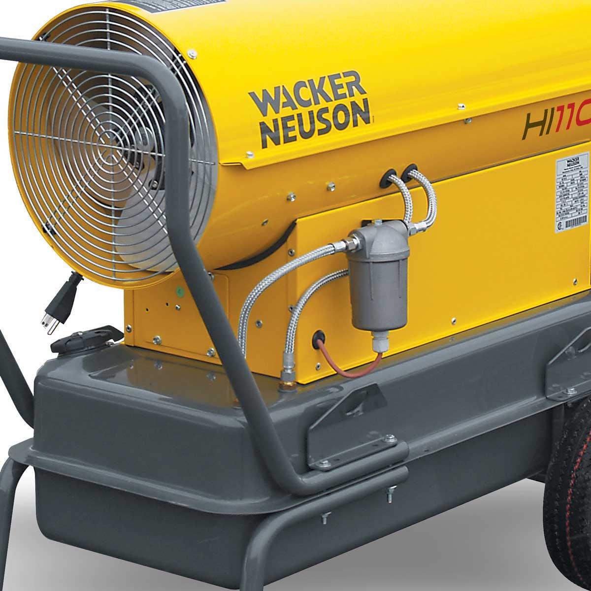 5000620915 Wacker Portable Air Heater