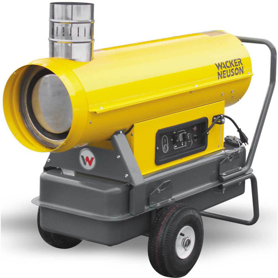 Wacker Neuson HI 200D Portable Air Heater