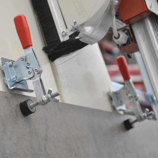 Raimondi LEM Vertical Stone Saw Clamps