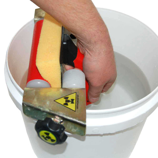 Wringmaster Grout System Bucket Rollers