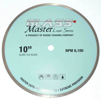 rtc glass master 10in diamond cutting