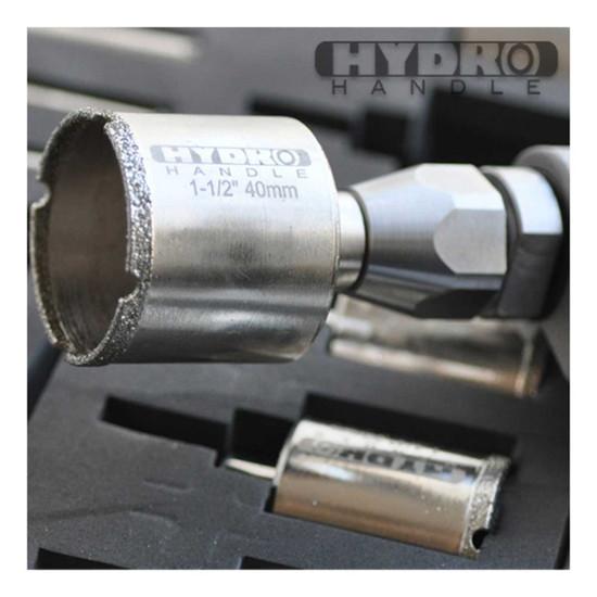 Hydro-Handle Wet Diamond Drill Bit