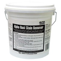 Alpha 5 lb Rust Stain Remover for Stone ADRSR05
