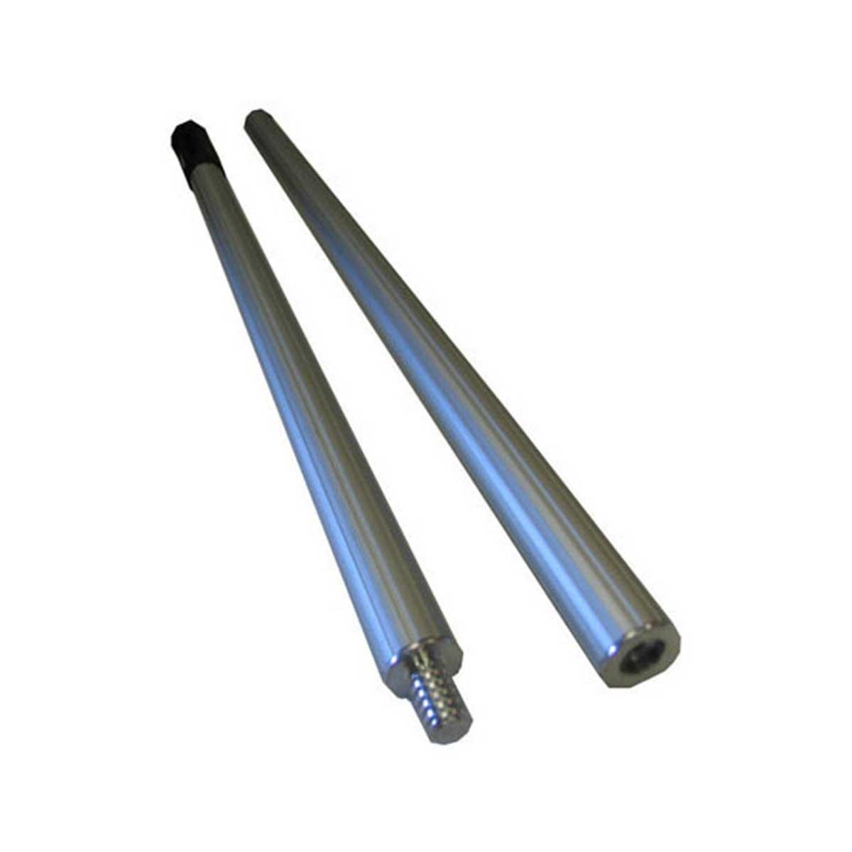 Siri Aluminum 2 Piece Pole
