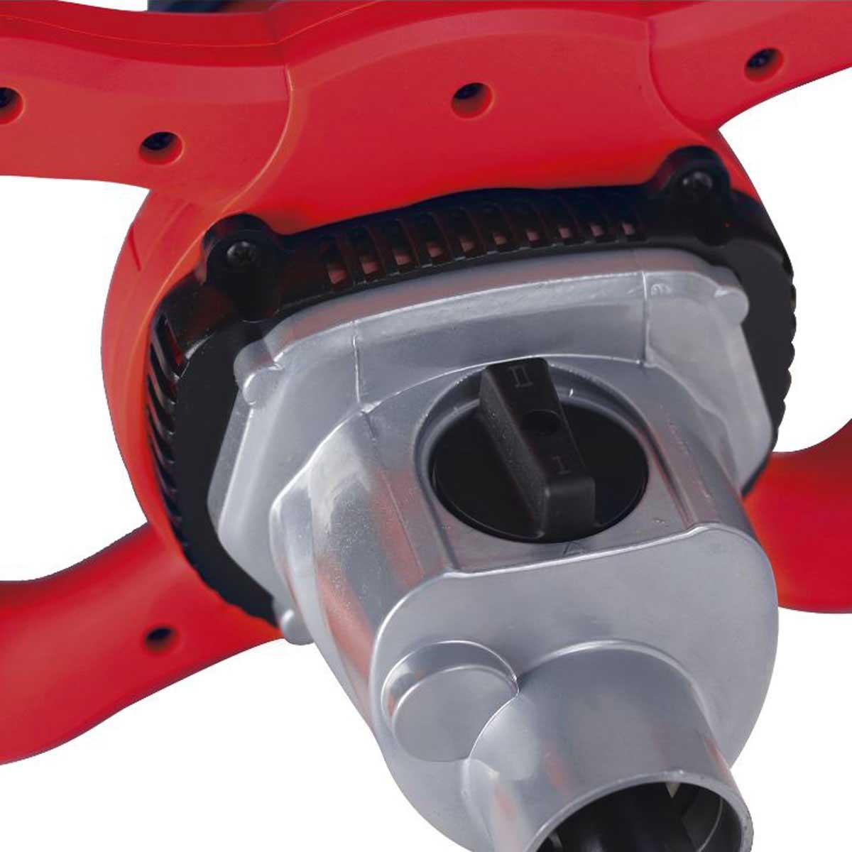 Rubimix 9-N two speed mortar Mixer