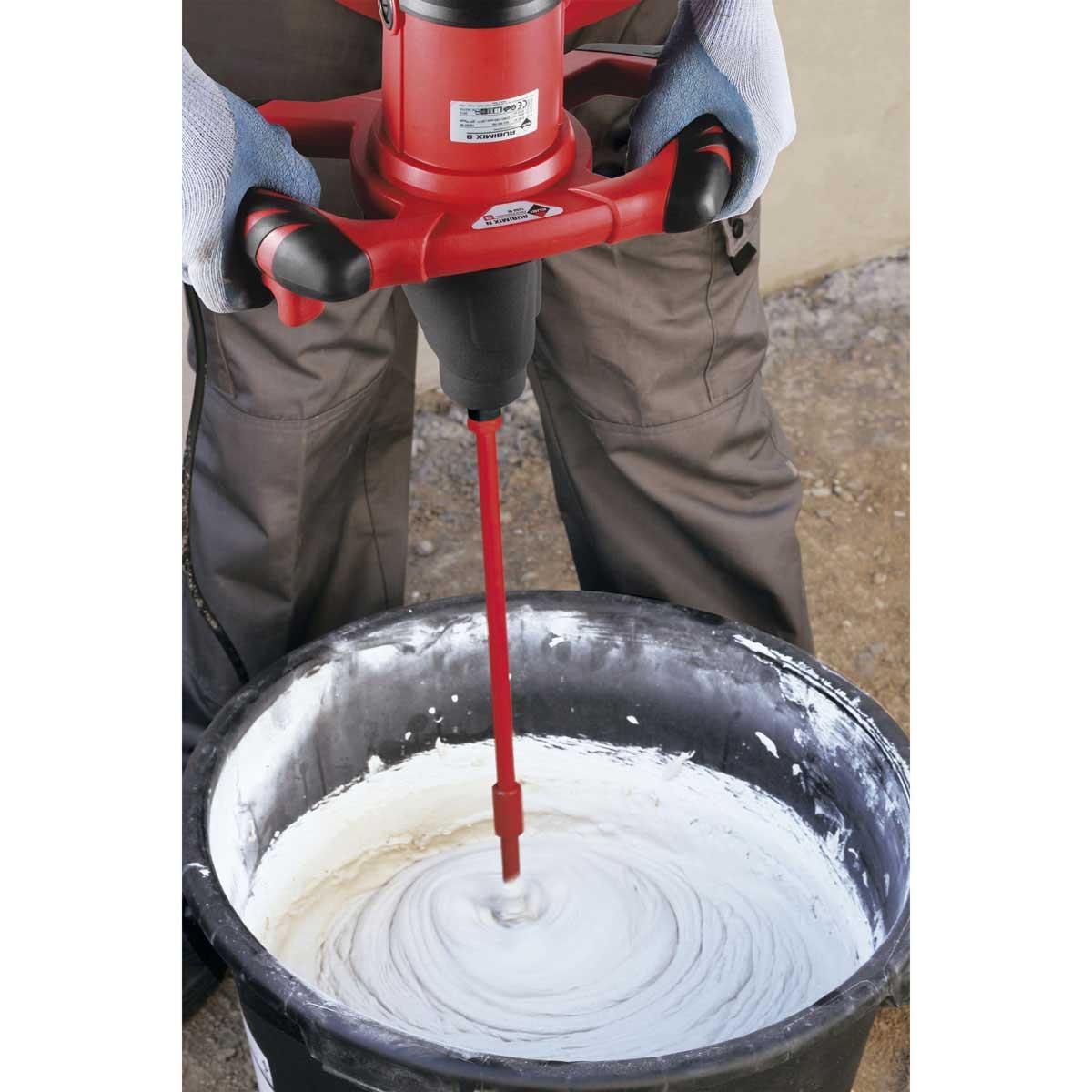 Rubimix 9-N Electric mortar mixer