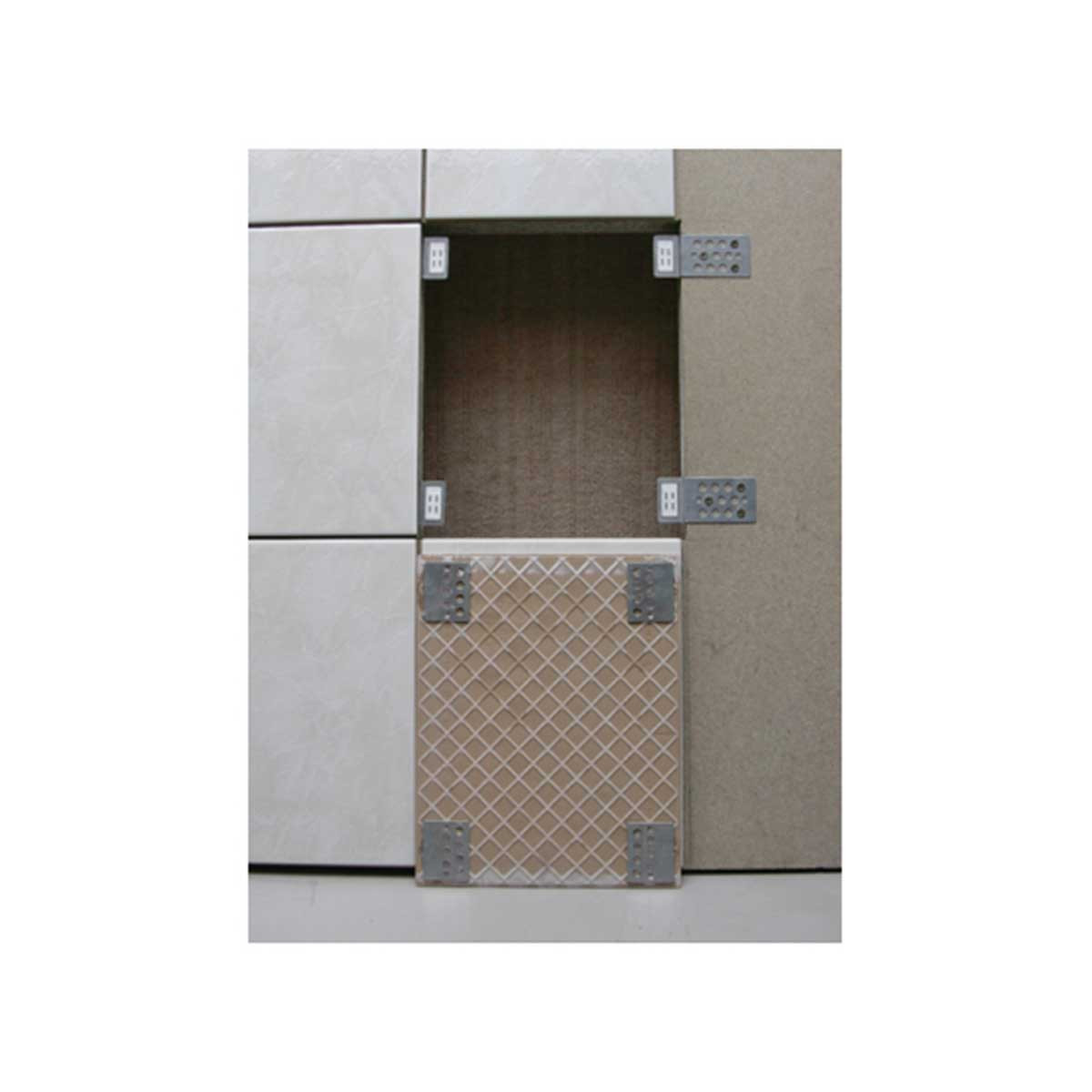 Tomecanic magnetic tile access panel contractors direct for Tiled access panels bathroom