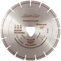 Husqvarna Soff-Cut FLX 4000 Orange Ultra Early Saw Blade