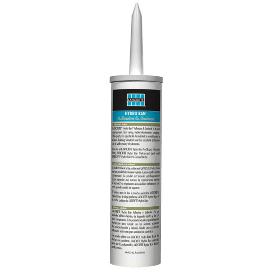 Laticrete HydroBan Adhesive Sealant