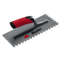 Rubi Large Square Notched Trowel