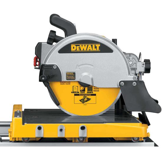 Dewalt D24000 water pan tile saw