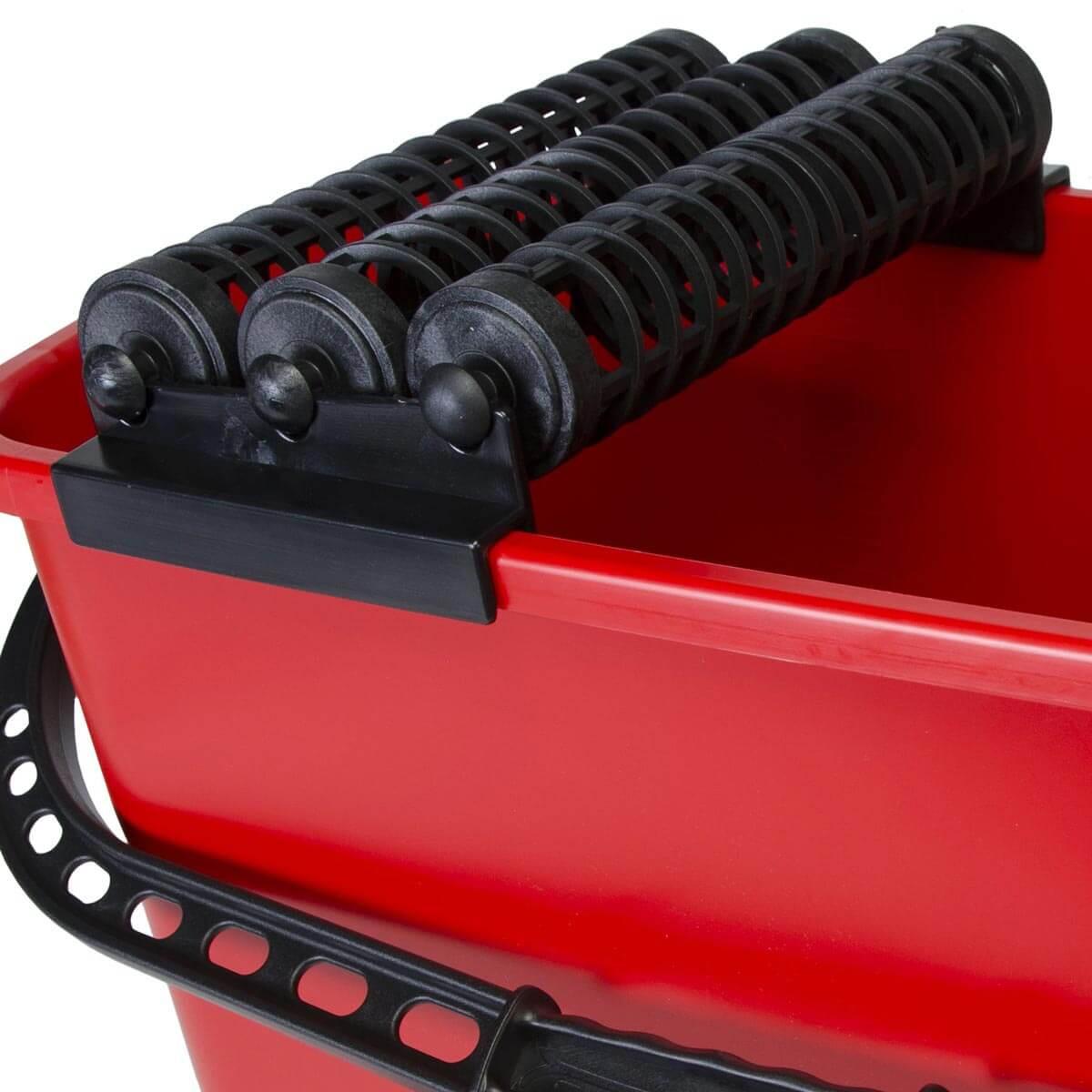 Rubiclean Wash Bucket rollers