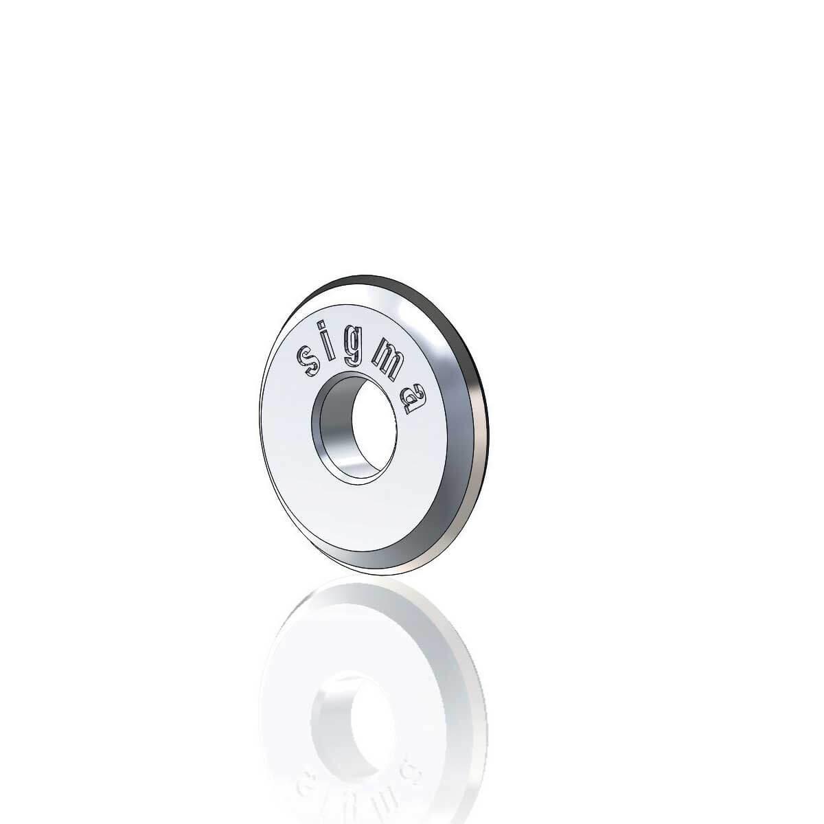 Sigma Carbide Scoring Wheel Mosaic