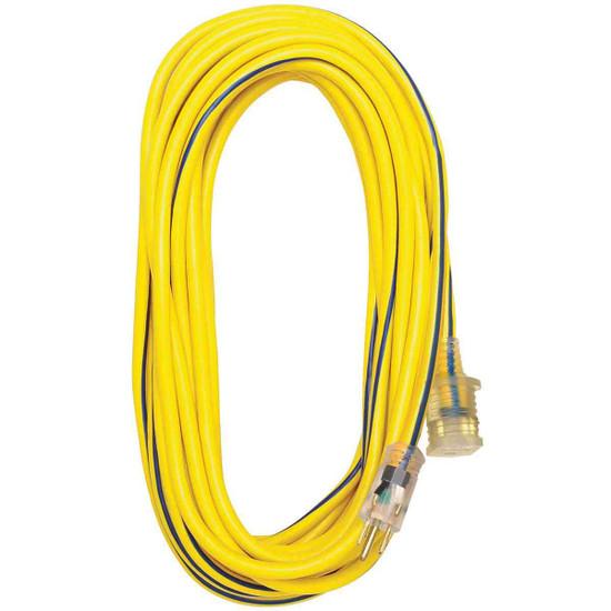 Voltec 12/3 SJTW 50 ft. Outdoor Extension Cord