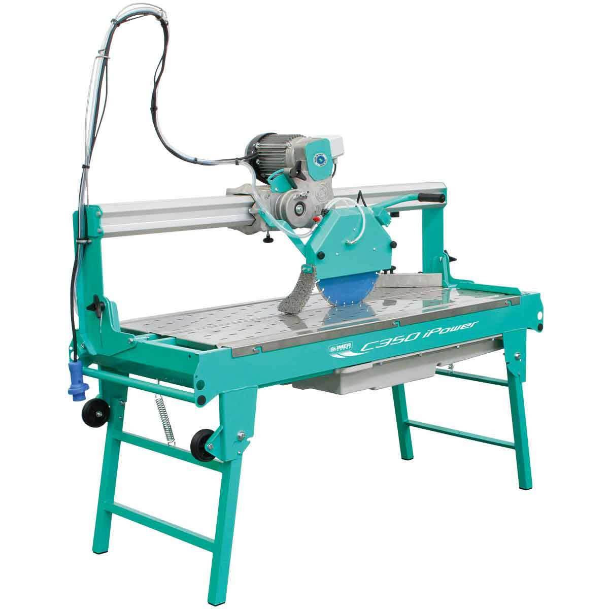 Imer Combicut 350/1200 14 inch Stone and Paver Saw