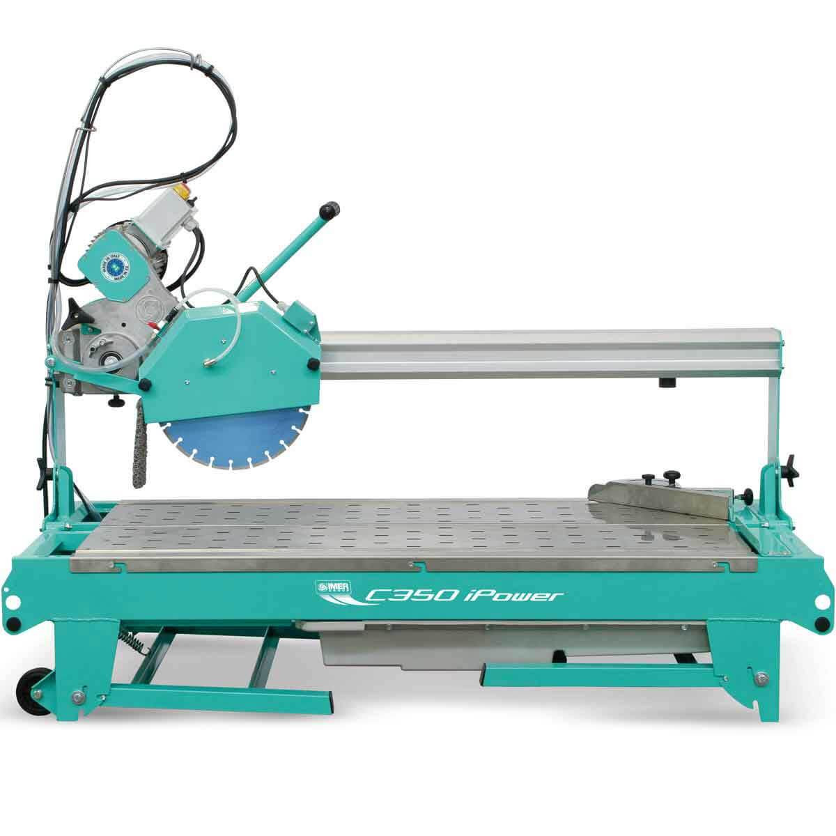 Imer Combicut cutting assembly with handle