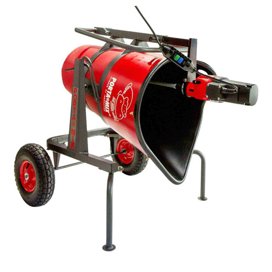 Portamix Portable Mortar Mix Station