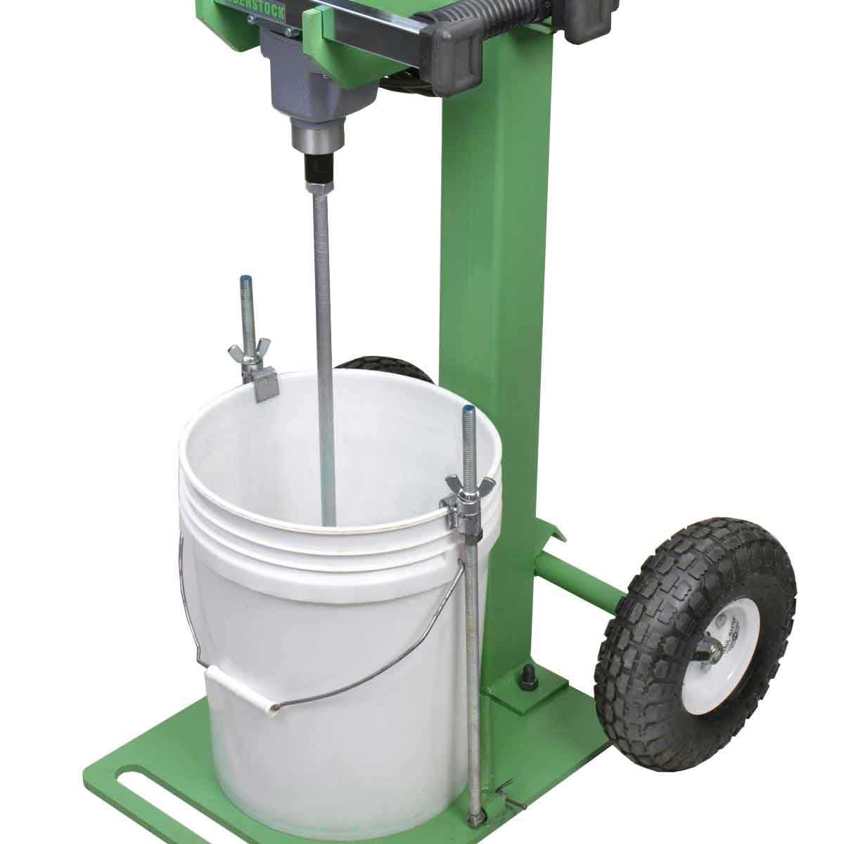 Portable Mixing Stand 25GPWD