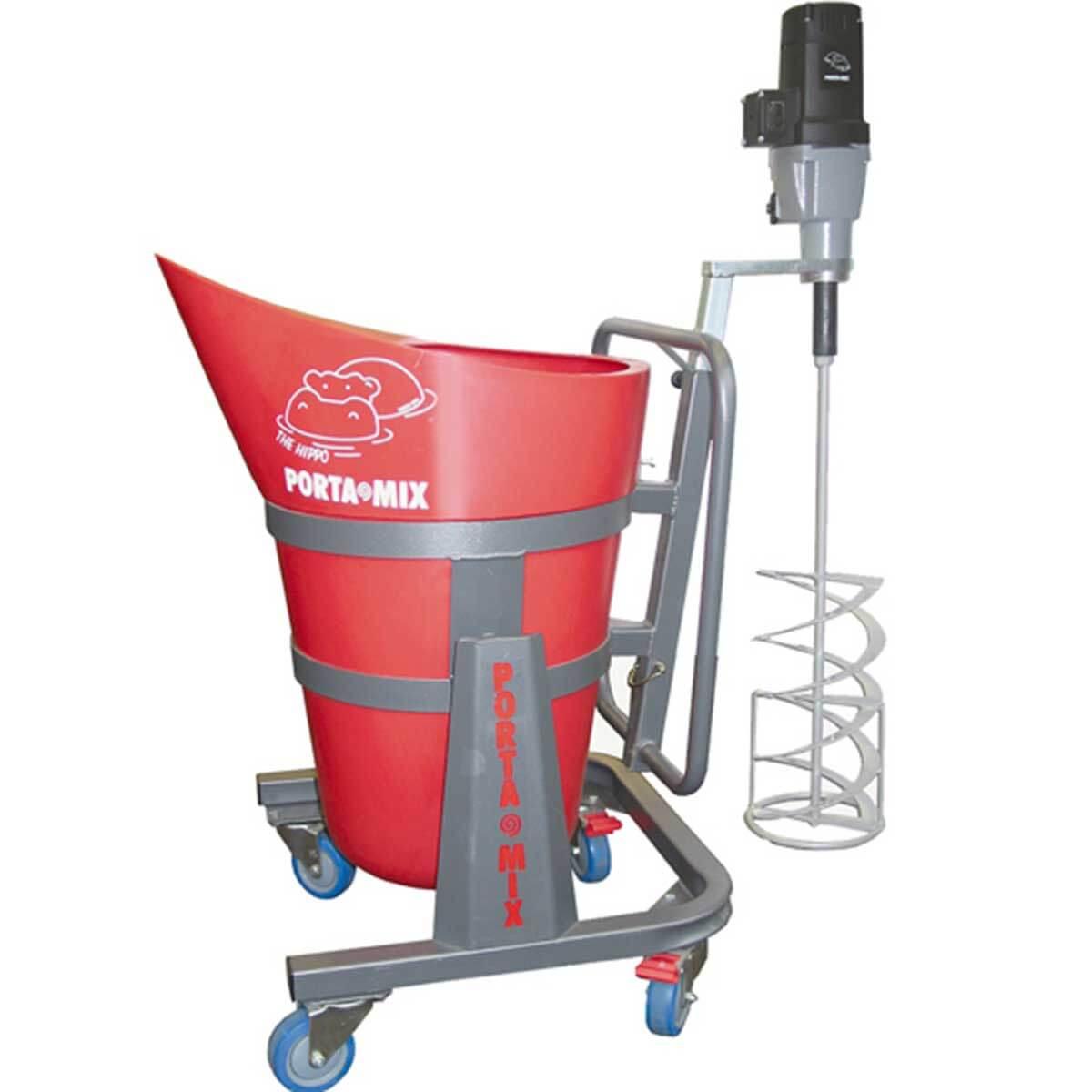 Portamix Hippo mixing drill