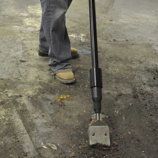 Trelawny Scraper for Concrete Surface Preparation