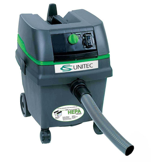 CS1225H CS Unitec HEPA Wet Dry Vacuum