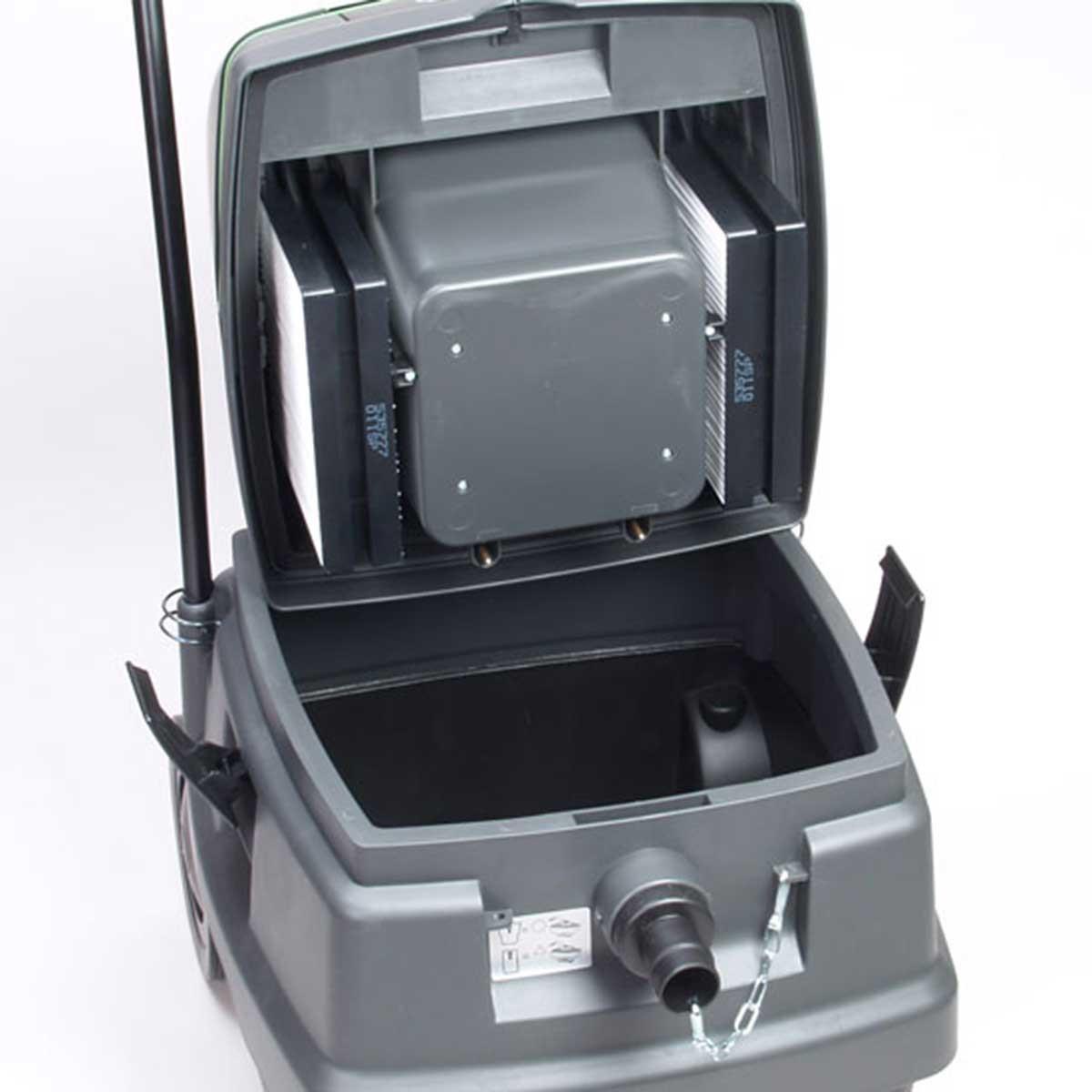 CS Unitec dust collector hepa filter