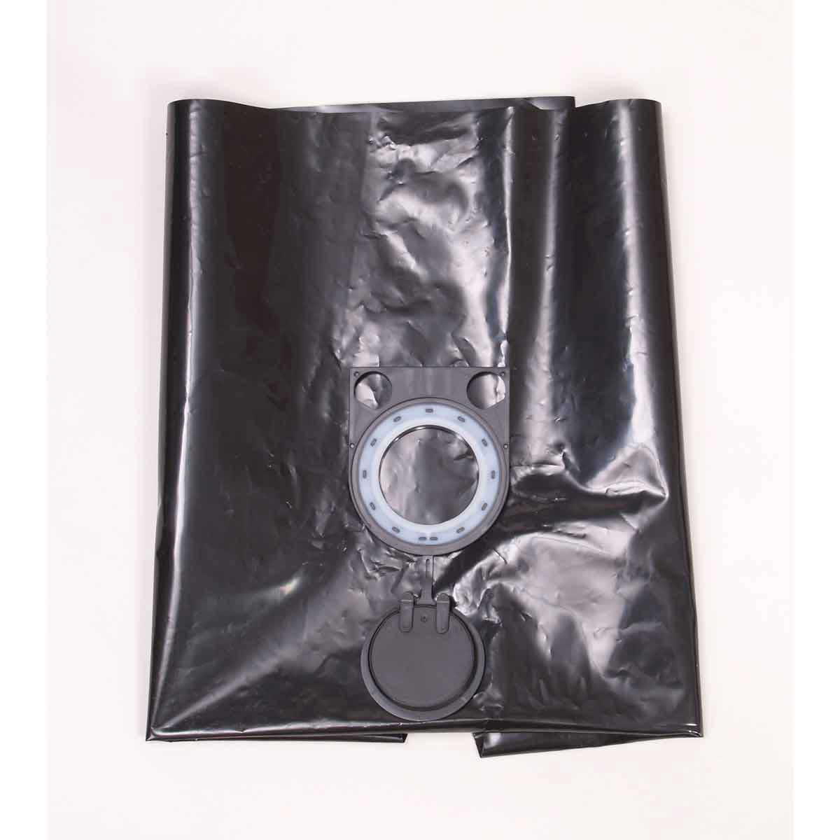 CS Unitec Vacuum plastic filter bag