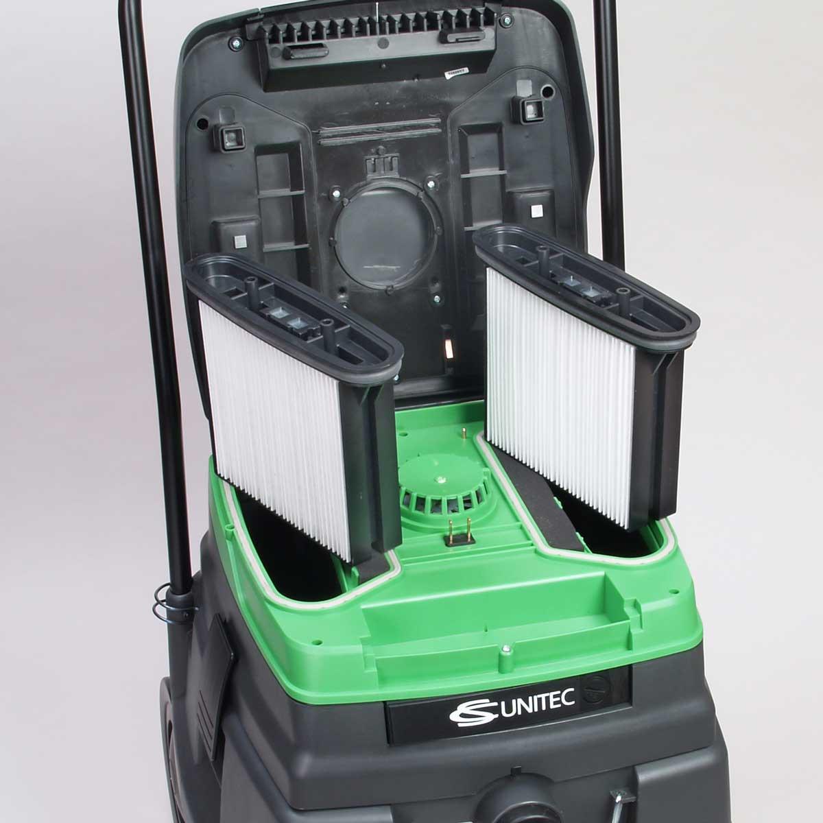 CS Unitec Vacuum y adaptor