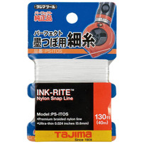 PS-ITOS Tajima Ink-Rite Replacement Snap-Line Thin gauge braided nylon snap-line