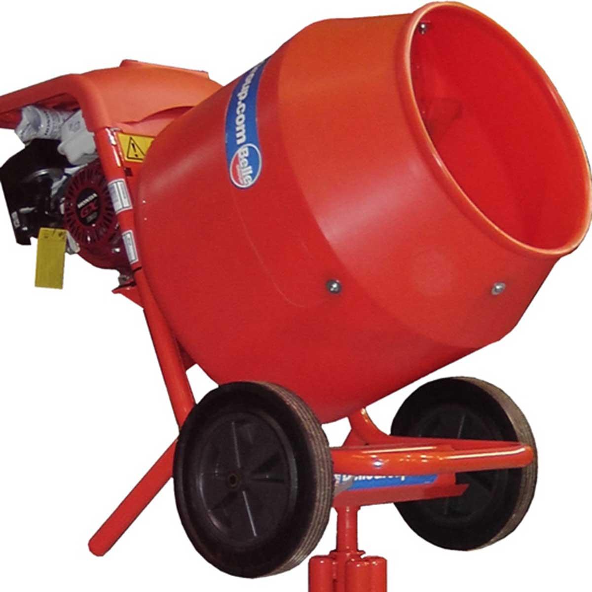 Minimix 150 Poly Drum mixer