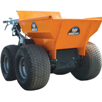 Turf Wheels for Minidumper OPD/05/DIO