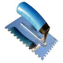 Troxell 14-55MINI 1/4 inch Square Notch Mini Trowel