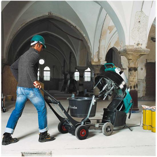 Collomix Cement Mixer Bucket Cart