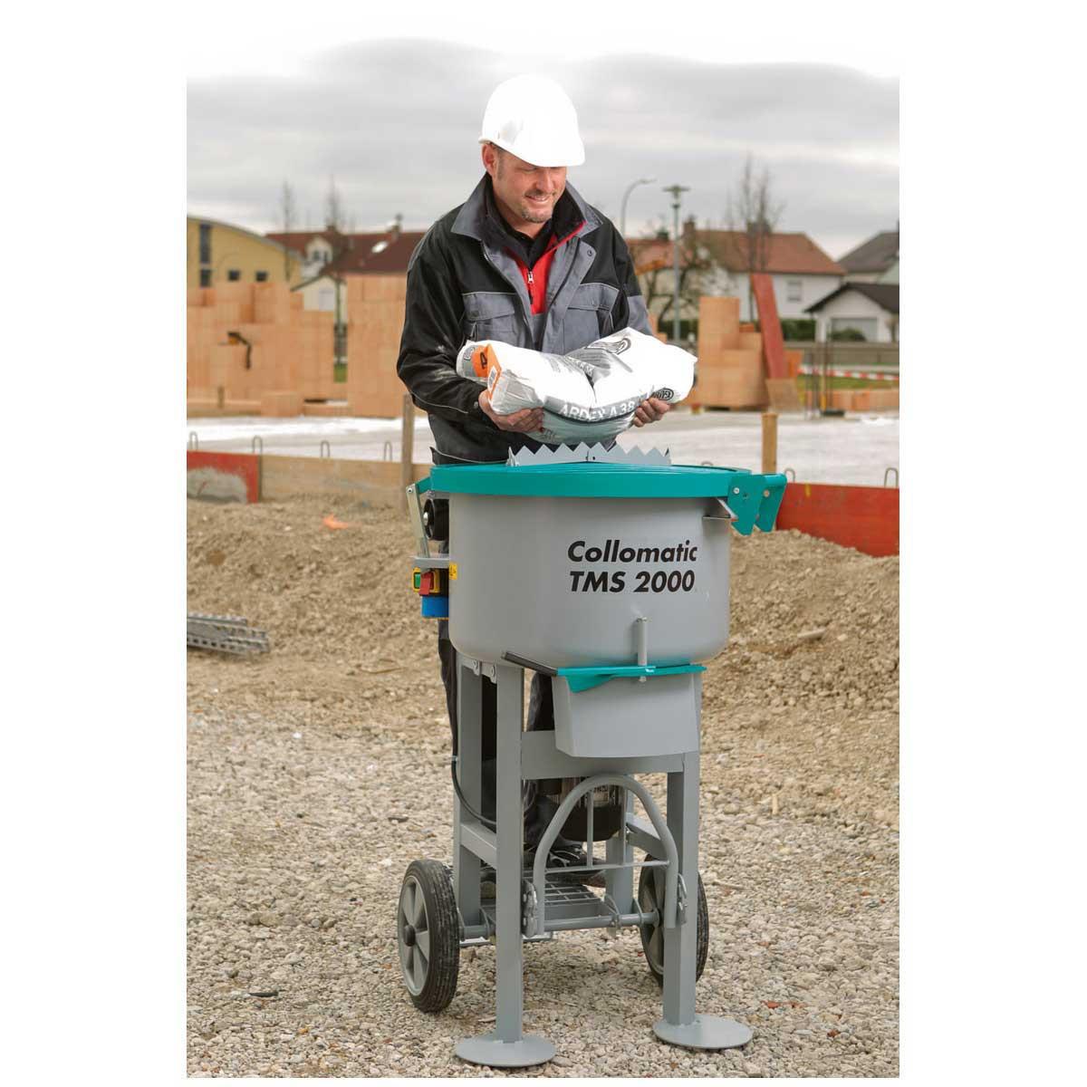 Collomix TMS 2000 Mortar Mixer bag