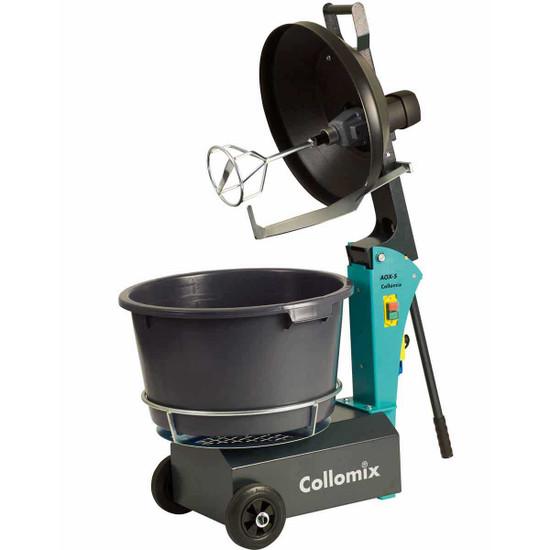 Bucket Mortar Mixer