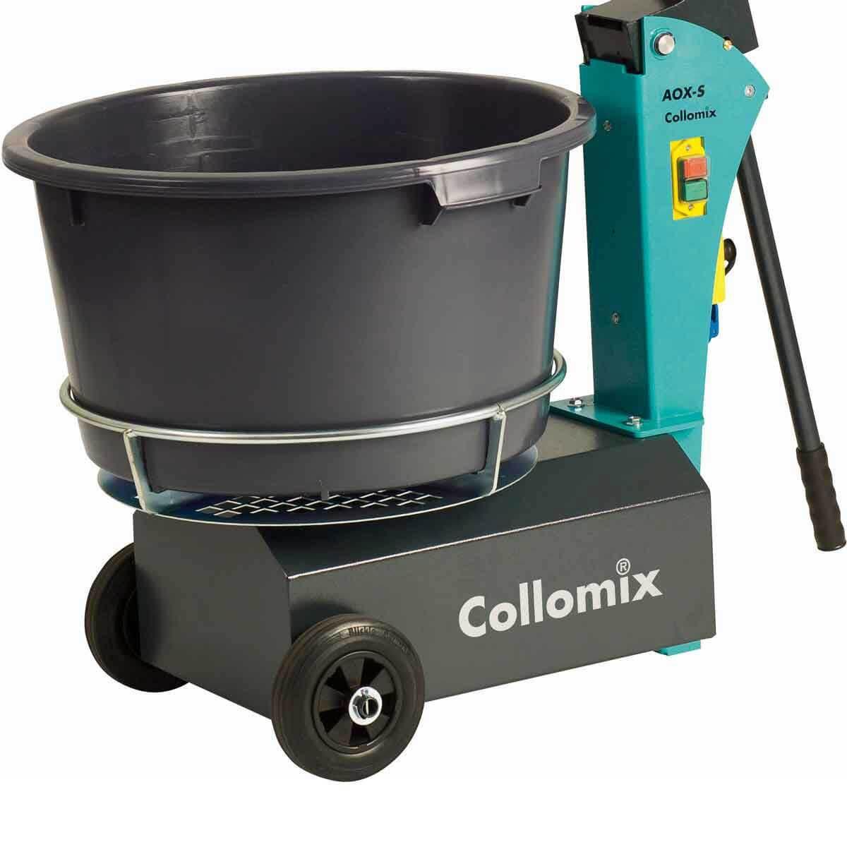 Collomix AOX-S bucket mixer bucket